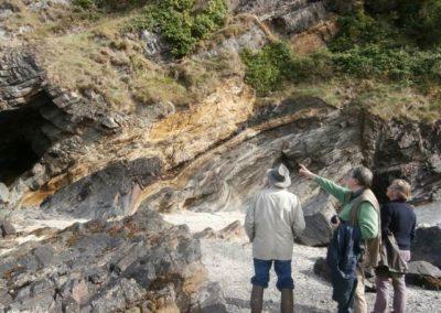 Richesse géologique de la Réserve Naturelle