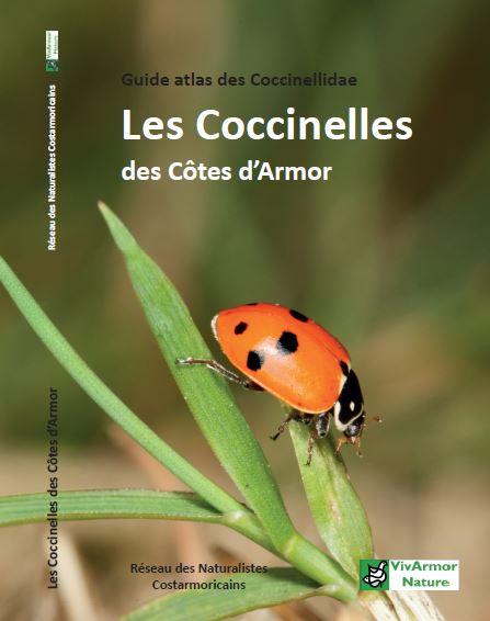 Nouveau… le guide atlas des coccinelles des Côtes d'Armor est disponible !