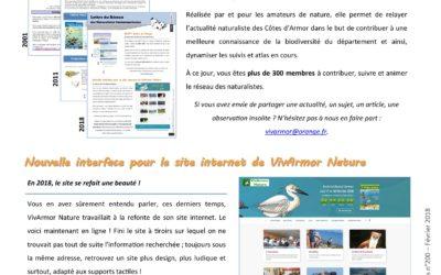 La lettre du réseau de Février est en ligne !