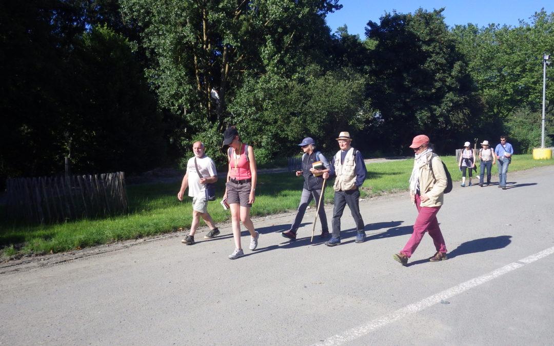 Dernière sortie du groupe bota avant une petite pause estivale !