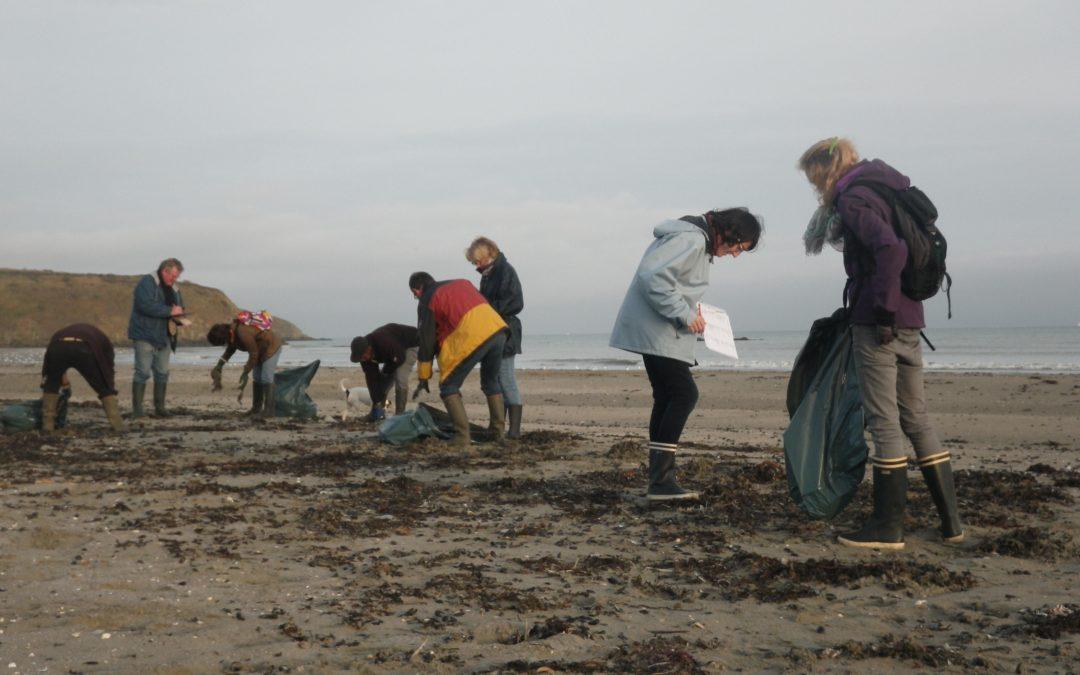 Bilan du nettoyage des plages du 22 juin 2018