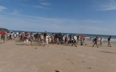 96 participants au Safari nature des Rosaires