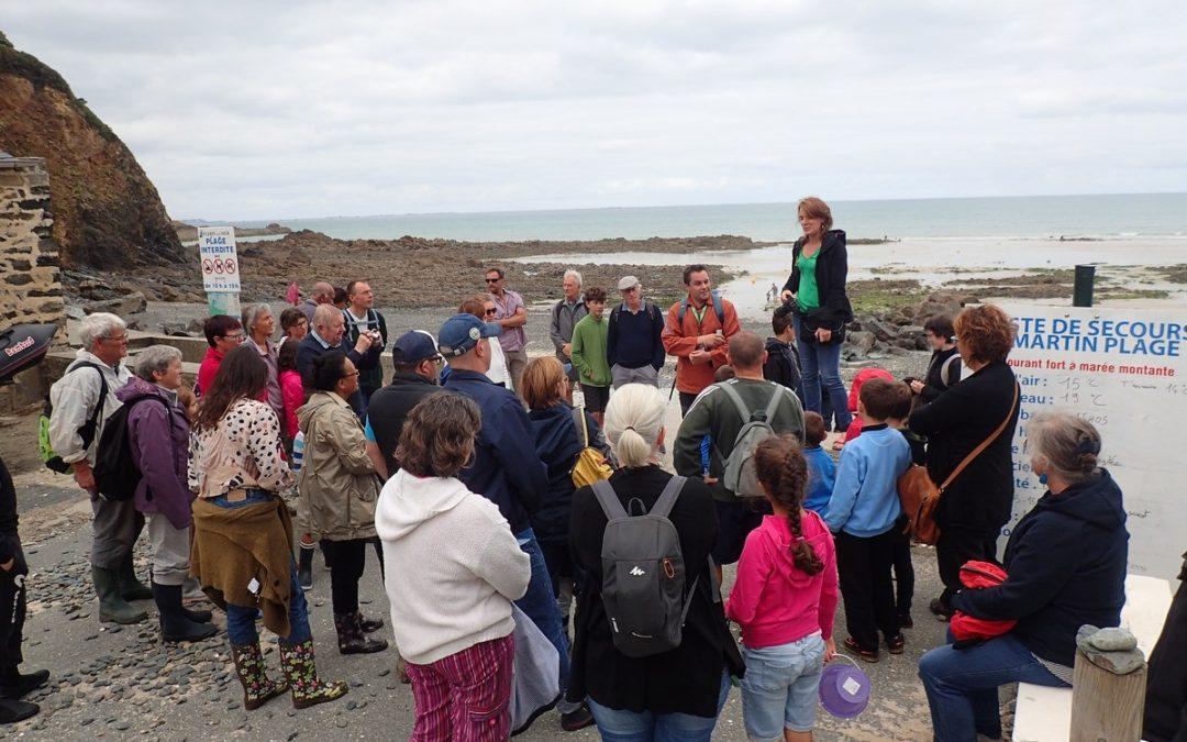 Une soixantaine de participants au Safari des bords de mer