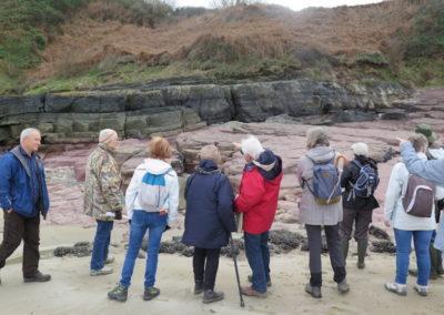 Observation des tidalites