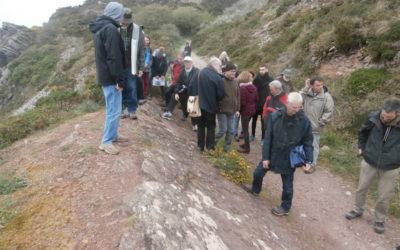 Sortie Géologie : Le Cap d'Erquy