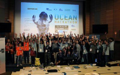 OCÉAN HACKATHON® : «Marée Vous» remporte la deuxième place internationale !