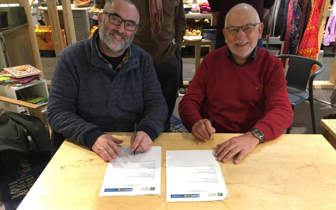 VivArmor Nature et la Biocoop La Gambille s'associent pour mobiliser les citoyens