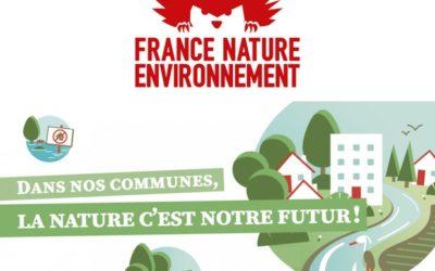 «Des solutions fondées sur la nature» : une campagne pour agir localement !