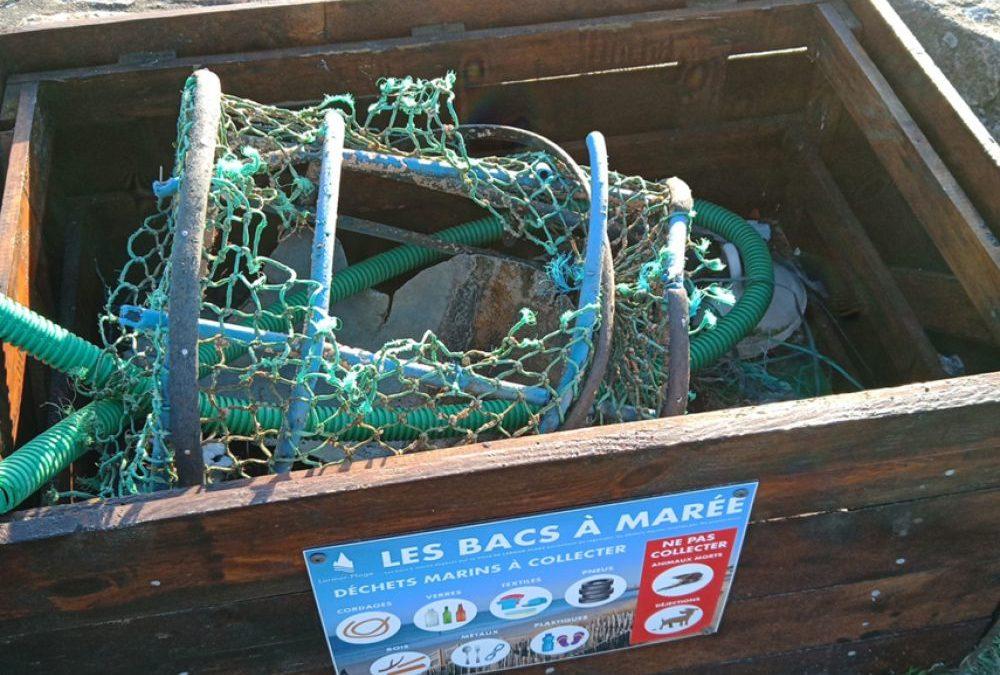 L'Ifremer lance une appli mobile et un site web pour collecter des photos de déchets de pêche !