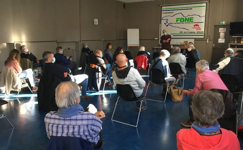 Les associations de protection de la nature bretonnes se retrouvent pour définir le futur plan stratégique de la FBNE