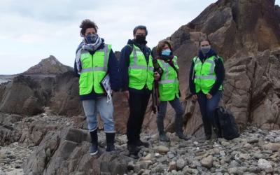 Ambassadeurs du Verdelet : bilan des grandes marées d'avril