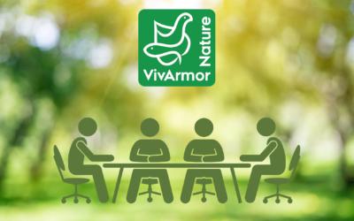 Découvrez le nouveau Conseil d'Administration de VivArmor Nature !