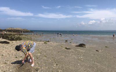 Grandes marées de juillet. 277 pêcheurs à pied sensibilisés
