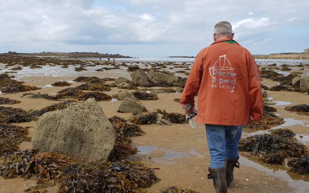 Grandes marées de septembre. 150 pêcheurs à pied sensibilisés