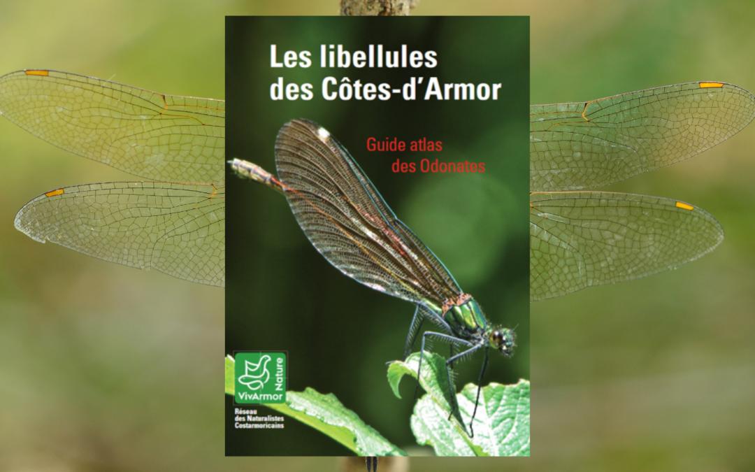 Téléchargez gratuitement le guide-atlas «Les Libellules des Côtes d'Armor»